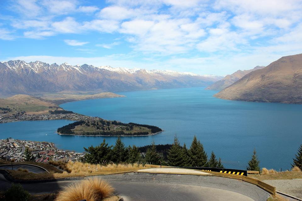 neuseeland flug mit NZ eTA