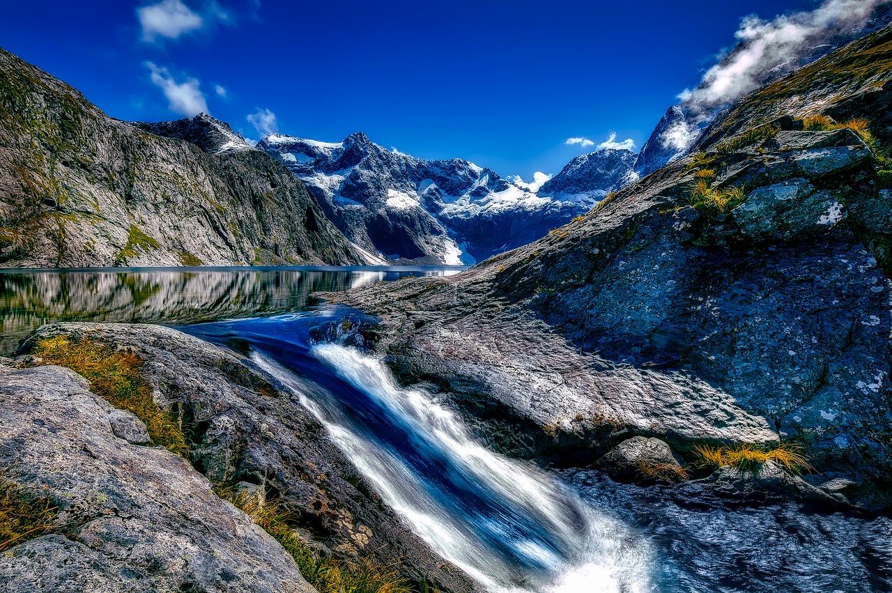Neuseeland Reise mit Ihrem E Visum in den Fiordland National Park eta neuseeland