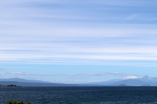 Lake Taupo mit dem eTA visa