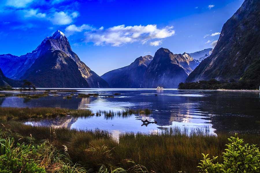 Urlaubsvisum Neuseeland Urlaub in Neuseelands faszinierender Landschaft