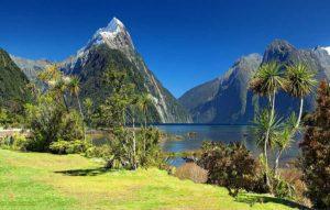 Visum Neuseeland Landschaften