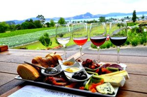 Neuseeland Visum winery