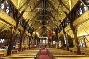 cathedral Neuseeland Urlaub mit einem eTA Visum Neuseeland