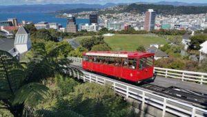 mit Ihrer NZ eTA auf zum Neuseeland Flug Urlaub und das Cable Car in Wellington